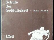 Maschineschreiben Teil 1 - Schule der Geläufigkeit - Niederfischbach
