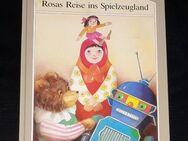 Rosas Reise ins Spielzeugland - Stern Blumen Bücher Wilfried Blecher - Nürnberg