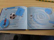 """Freundealbum für Jungs, für Fußballfans, """"Poesiealbum"""", Freundebuch - Bibertal"""