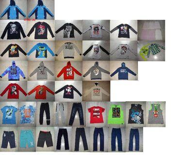 Kinderkleidung Größe 182 zu verkaufen - Walsrode