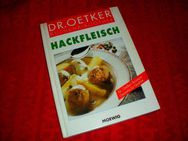 Dr. Oetker Kochbuch Hackfleisch Moewig Küchenbibliothek - Berlin
