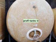 P30 Polyestertank 3000 L GFK-Tank Transporttank Lagerbehälter Wassertank Regenauffangtank Flüssigfuttertank Molketank