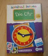Die Uhr spielend lernen Lernspiel Uhrzeit Lernuhr Kinderuhr Spieluhr Kinderspiel üben einstellen lesen Zeiteinstellung