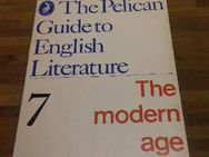 The Pelican Guide to English Literature - 7 (The modern Age). Broschiertes Taschenbuch v. 1970 (englischsprachig). Penguin Books Ltd. - Rosenheim