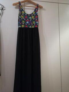 Damen Sommerkleid Gr. S lang - Hamburg