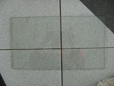 Juno Backofen EH 10 Ersatzteile Glasscheibe Dichtung - Celle
