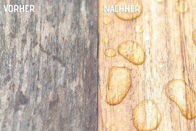 Steinreinigung - Steinpflege - Stein- und Holzschutz - Peißenberg