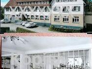 Gasthof-Cafe Sonne in Röt - 2 alte Ansichtskarten - Niederfischbach