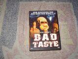 Bad Taste ,Peter Jackson (Regisseur, Darsteller),  Freigegeben ab 18 Jahren Format: DVD