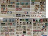 Briefmarken Album komplett sehr schöne Marken - Regenstauf
