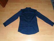 Hemd von H&M, blau, Gr. S - Bad Harzburg
