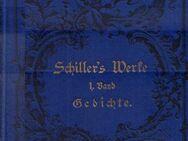 Schillers sämtliche Werke in zwölf Bänden - 1. Band - Gedichte - Zeuthen
