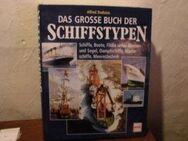 Das grosse Buch der Schiffstypen von Alfred Dudszus Verlag Paul Pietsch Stuttgart - Bottrop