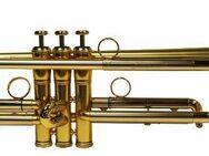 K & H Malte Burba Jubiläums - Trompete mit massiv Sterlingsilber - Mundrohr, NEUWARE mit Case