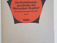 Zur Entstehungsgeschichte des Marxschen Kapital , Rosdolsky, Roma - Hagen (Stadt der FernUniversität)
