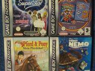 12 Nintendo-DS-Spiele (teils neu)