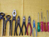 Werkzeuge Zangen Seitenschneider - Leverkusen