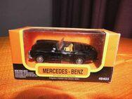New-Ray Toys Mercedes Benz Cabrio 300SL Roadster 1957 / Modellauto 1:43 / OVP - Zeuthen