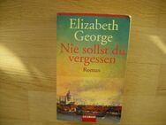 Nie sollst du vergessen - Taschenbuch v. 2003, Goldmann Verlag - Rosenheim