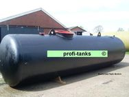 Stahltank 30.000 L Erdtank Löschwassertank Zisterne Gülletank