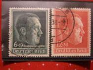 Deutsches Reich 1938 Mi.Nr.664+672,Lot 234