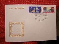 DDR Erstagsbrief 29.08.1966,Lot 218