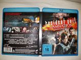Resident Evil Damnation Ein Original CG Motion Picture Capcom Sony Pictures Home Entertainment Blu-ray Disc 16:9 1920 x 1080p VERKAUFSWARE