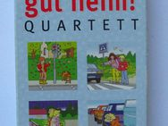 "Quartett ""komm gut heim!"" zur Verkehrssicherheit - Münster"