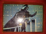 Darth Vader Star Wars 15 Piece Puzzle Tombola 1997 in Ultra Pro Top Loader Hartplastik Hülle MERCHANDISE