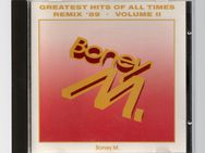 Boney M CD Greatest Hits of All Times Remix '89 mit El Lute u.v.a. - Frank Farian - Nürnberg