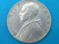10 Lire 1952 Vatikan Papst Pius XII.