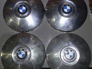 BMW original chrom Radkappen Nabenblenden Radzierblenden Oldtimer 24cm - Spraitbach