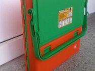 Klapp-Camping-Strand-Box, USA-Modell, unbenutzt, auch als Kühlbox nutzbar
