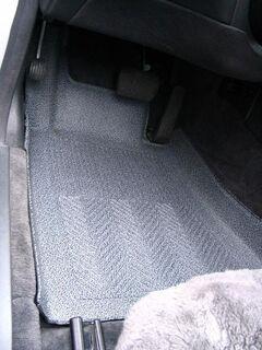 Passform Fahrerfußraum Taxiwanne original Mercedes Benz für die E - Klasse W210 - Sickte