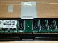 G.Skill DIMM 1 GB DDR 400 (F1-3200PHU2-2GBNT)