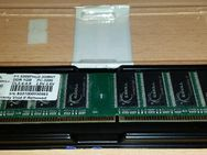 G.Skill DIMM 1 GB DDR 400 (F1-3200PHU2-2GBNT) - Verden (Aller)