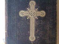 Die Heilige Schrift | Ausgabe 1890 | Ledereinband - Wrestedt
