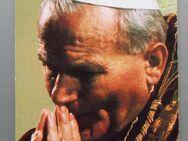Postkarte Papst Johannes Paul II. (ungelaufen) - Münster