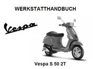 Werkstatthandbuch Vespa S 50 zwei Takter - Bochum Hordel