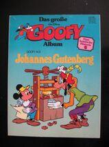 Das große Goofy Album - Band 6 - Johannes Gutenberg