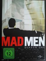 DVD Serie Mad Men Staffel 1