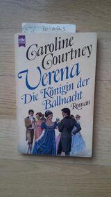 VERENA - Die Königin der Ballnacht. Broschierte TB-Ausgabe v. 1981. Heyne Verlag