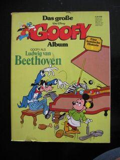Das große Goofy Album - Band 5 - Ludwig van Beethoven - Niddatal Zentrum