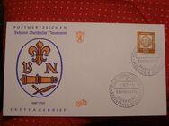 Deutschland-Berlin,Erstagsbrief 10.07.1961,  Lot 197