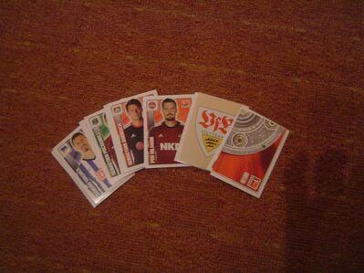 Penny Fußball Bundesliga Sticker 2013/2014 - Hamburg Hamburg-Nord