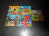 Sammlung LPs  Kinder  5 Stck - Neunkirchen Zentrum