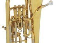 Besson Sovereign Euphonium, Profiklasse, Modell 967 T-L mit Hauptstimmzugtrigger, voll kompensiert