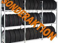 Reifenregal Räderregal Posten für 420 Reifen Stecksystem NEU - Wilhelmshaven