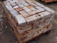 Originale Ziegelsteine Klinker Backsteine gebrauchte Mauersteine Gartensteine Gartenmauer Grill Sommerküche - Halle (Saale)