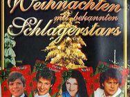 Weihnacht mit bekannten Schlagerstars - Patrick Lindner - Andy Borg - Nürnberg